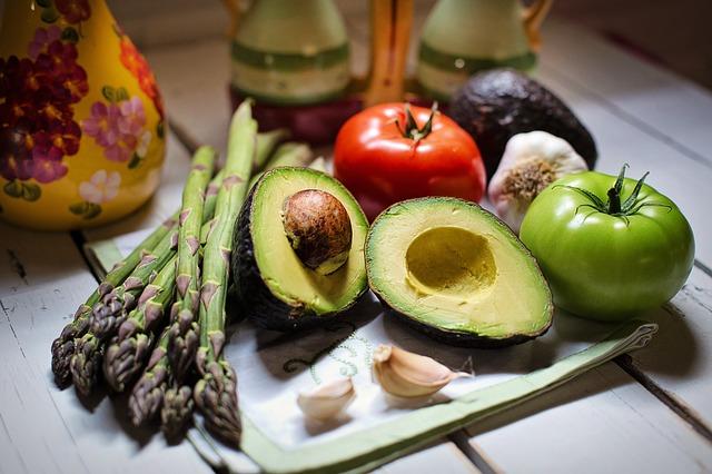 VegAnic e gli alimenti crudi