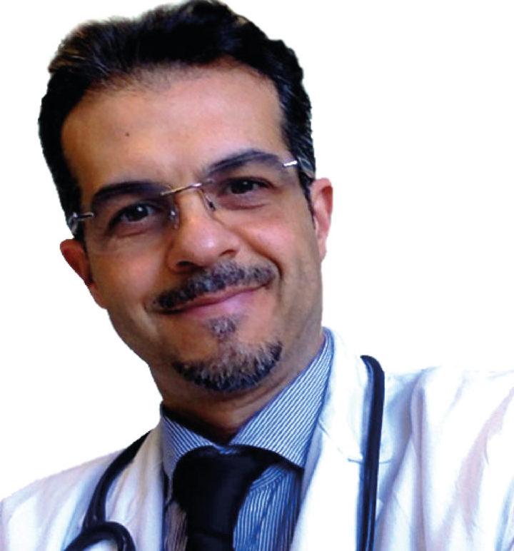 Dottor Enrico Bevacqua esperto in medicina anti aging