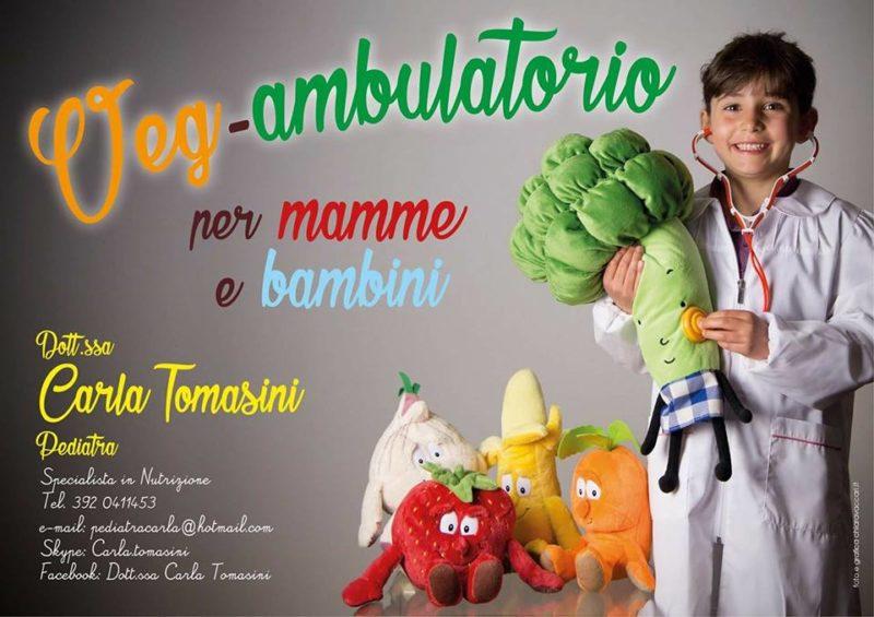 Pediatra vegan Dottoressa Carla Tomasini