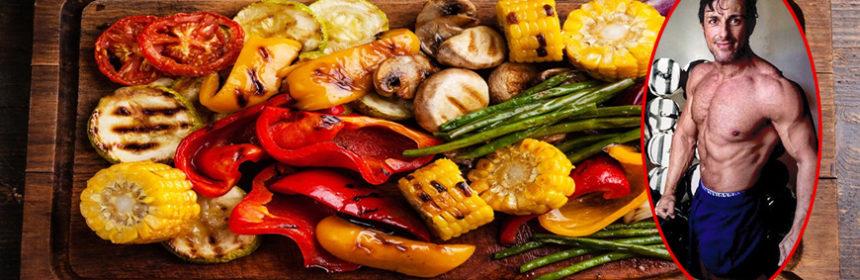Alberto Rusciano sport e alimentazione vegana