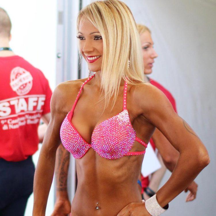 Eleonora Ambroggi atleta vegana