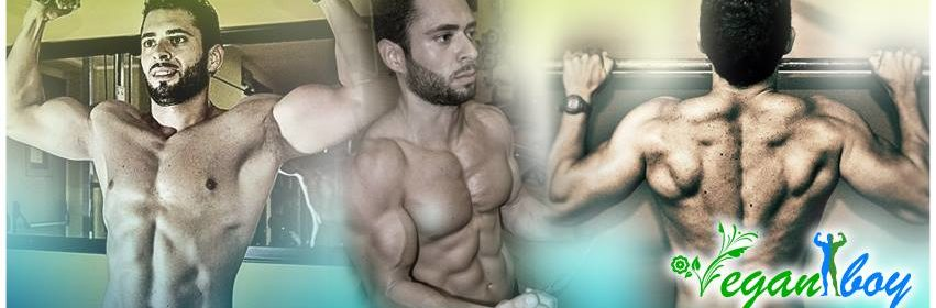 Luigi Miccolis atleta vegano