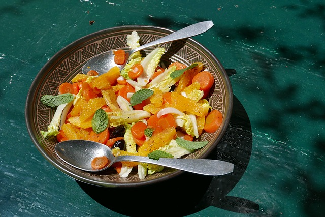 insalatone per pausa pranzo