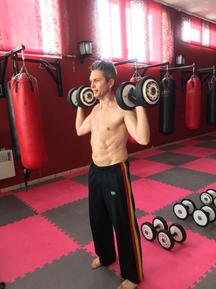 Alberto Leonardi atleta vegano e mental coach