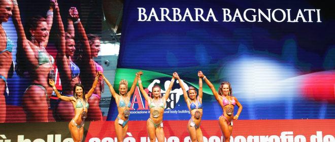 Barbara Bagnolati bodybuilder vegana