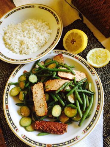 la dieta vegana di Barbara Bagnolati
