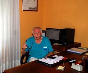 Tumori al fegato Professor Sandro Rossi