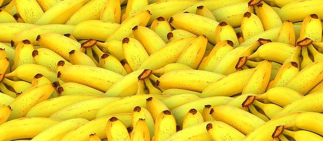 banane e disinfestanti pericolosi