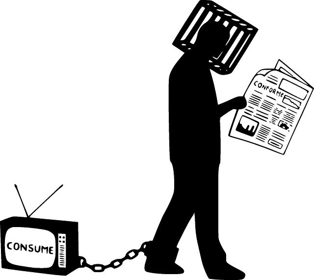 consumismo e mass media