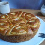 Ricette del riciclo genuine: torta di pane e frutta secca