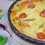 Ricette del riciclo gluten free: torta salata di quinoa e verdure