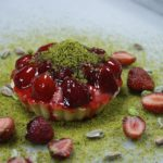 Crostata al pistacchio e frutta: tanto gusto e niente sensi di colpa