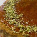 Torta al Pistacchio vegana, morbida e senza glutine